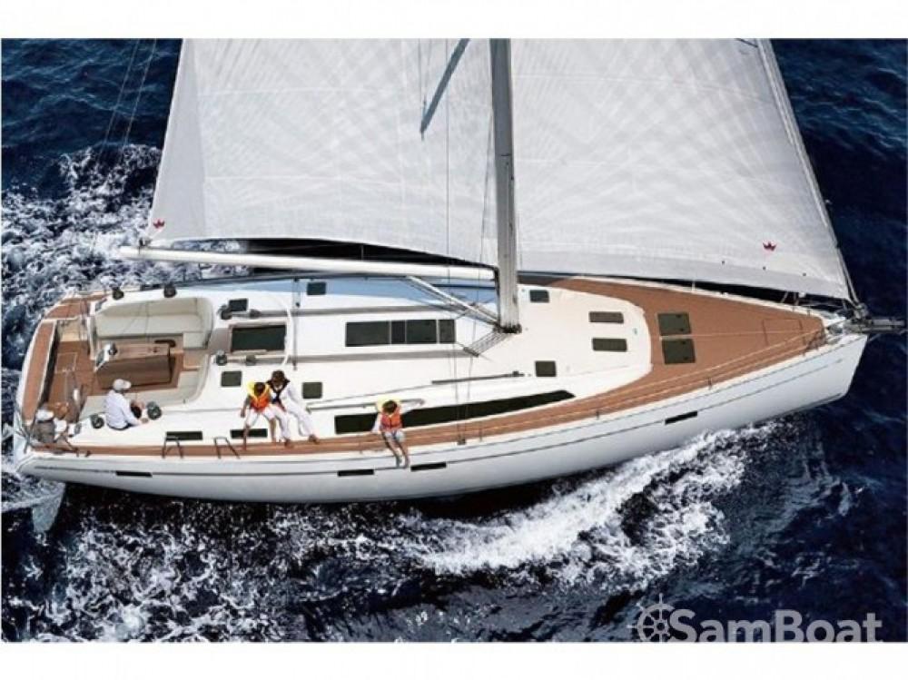 Bavaria Bavaria Cruiser 51 zwischen Privatpersonen und professionellem Anbieter
