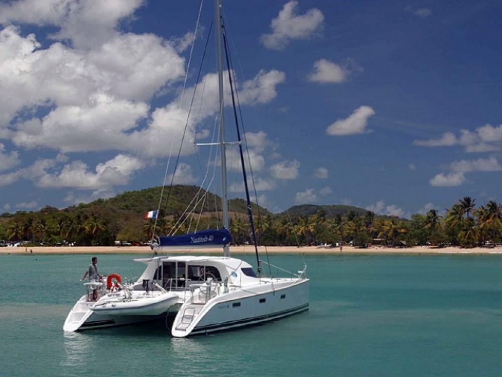 Location bateau Nautitech Nautitech Open 40 à ACI Marina Trogir sur Samboat