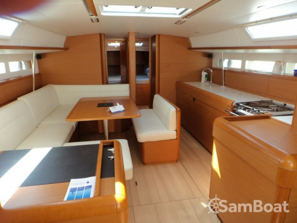 Location yacht à ACI Marina Trogir - Jeanneau Sun Odyssey 509 sur SamBoat