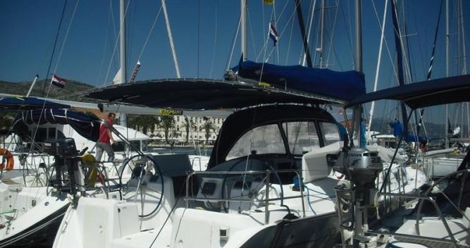 Rental yacht ACI Marina Dubrovnik - Bénéteau Cyclades 39.3 on SamBoat