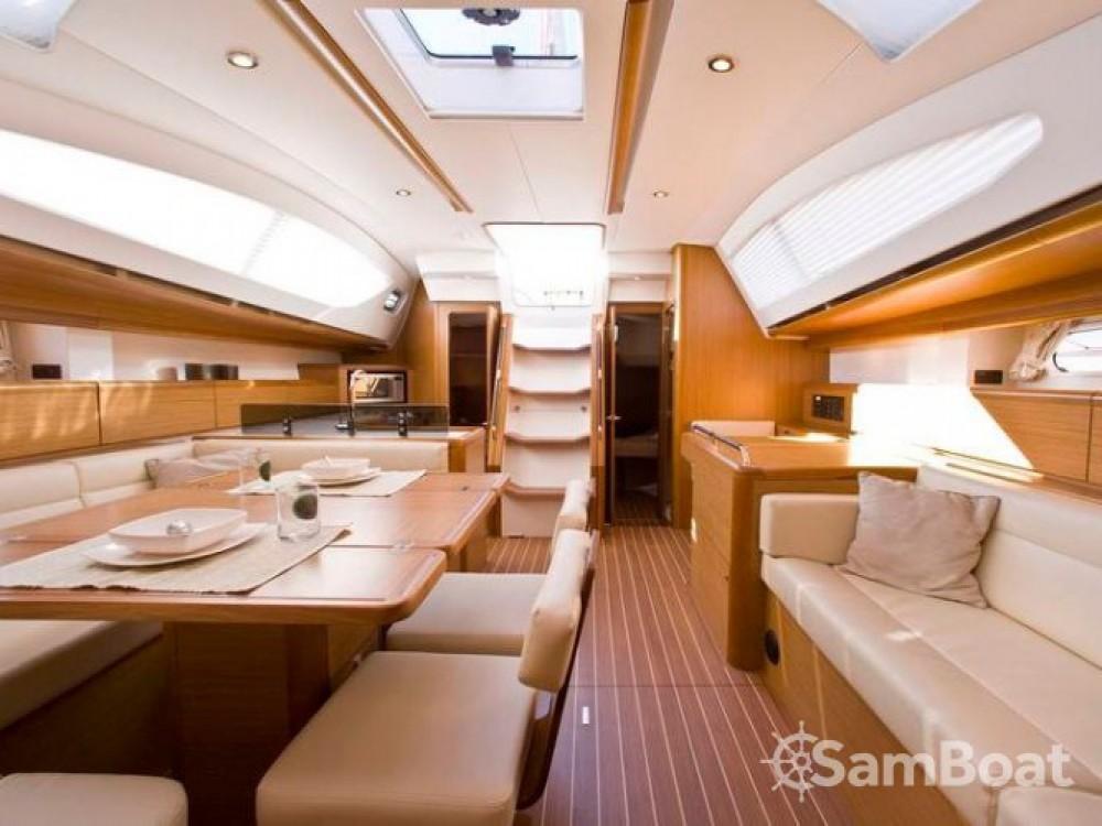 Louez un Jeanneau Sun Odyssey 50DS à Marina Baotić