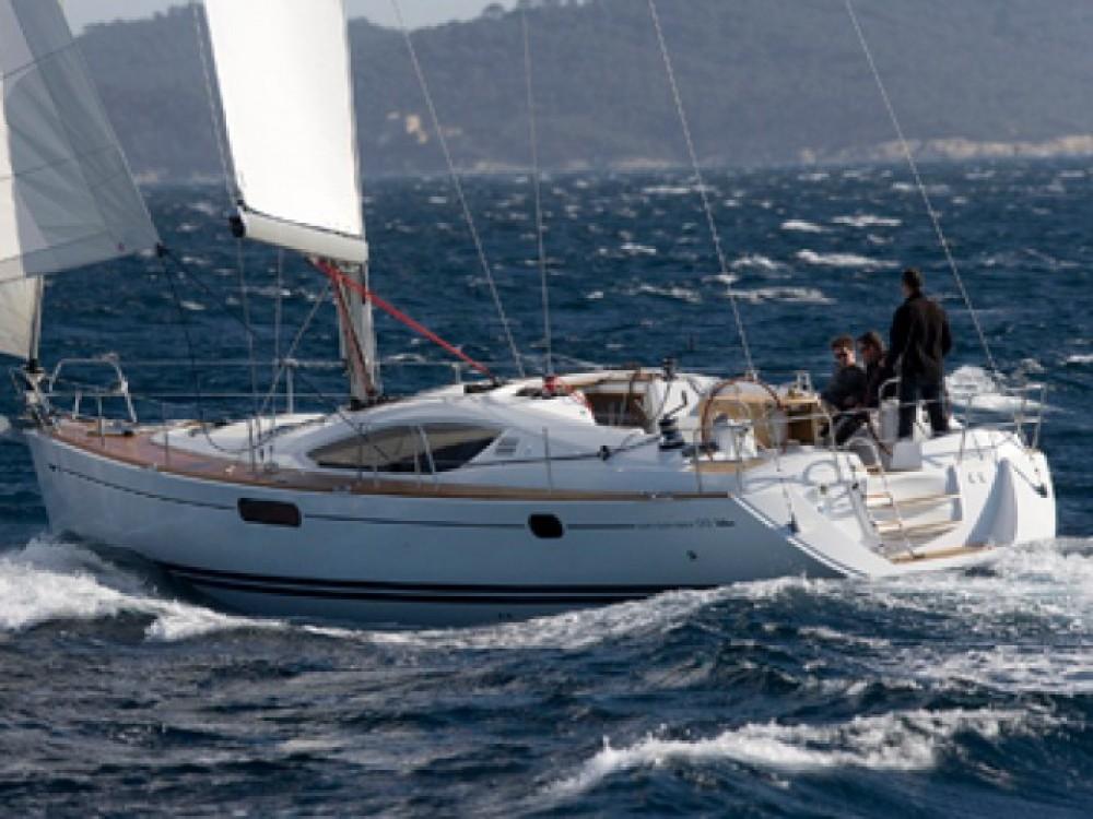 Location yacht à Marina Baotić - Jeanneau Sun Odyssey 50DS sur SamBoat