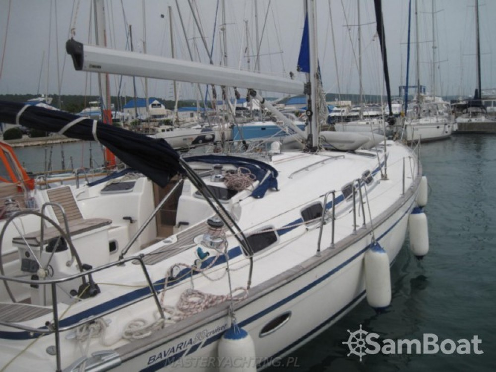 Louez un Bavaria Cruiser 50 à ACI Marina Dubrovnik