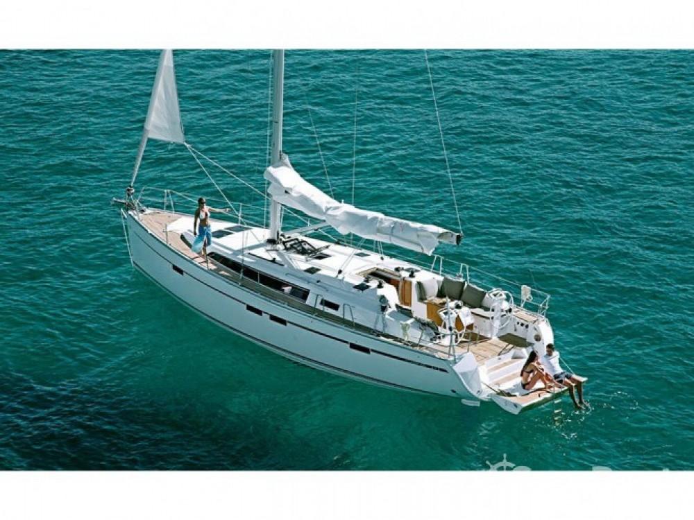Bootsverleih ACI Marina Trogir günstig Bavaria Cruiser 46