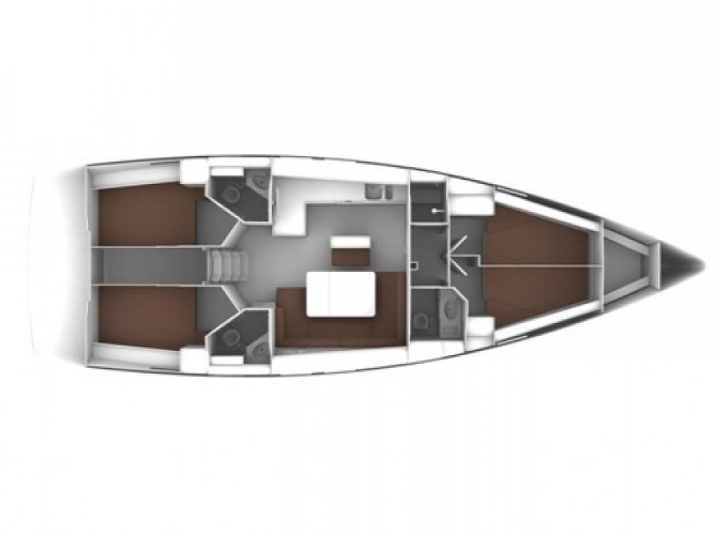 Bootsverleih Bavaria Bavaria Cruiser 46 ACI Marina Trogir Samboat