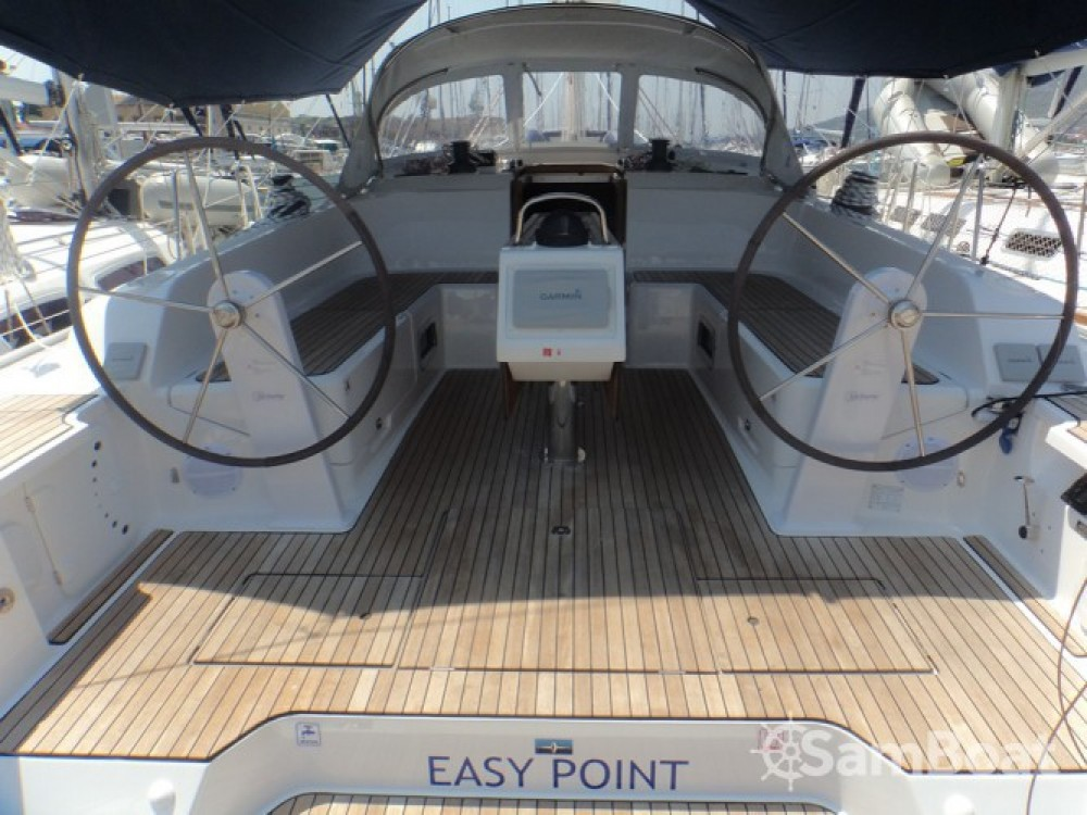 Bavaria Cruiser 46 between personal and professional ACI Marina Dubrovnik