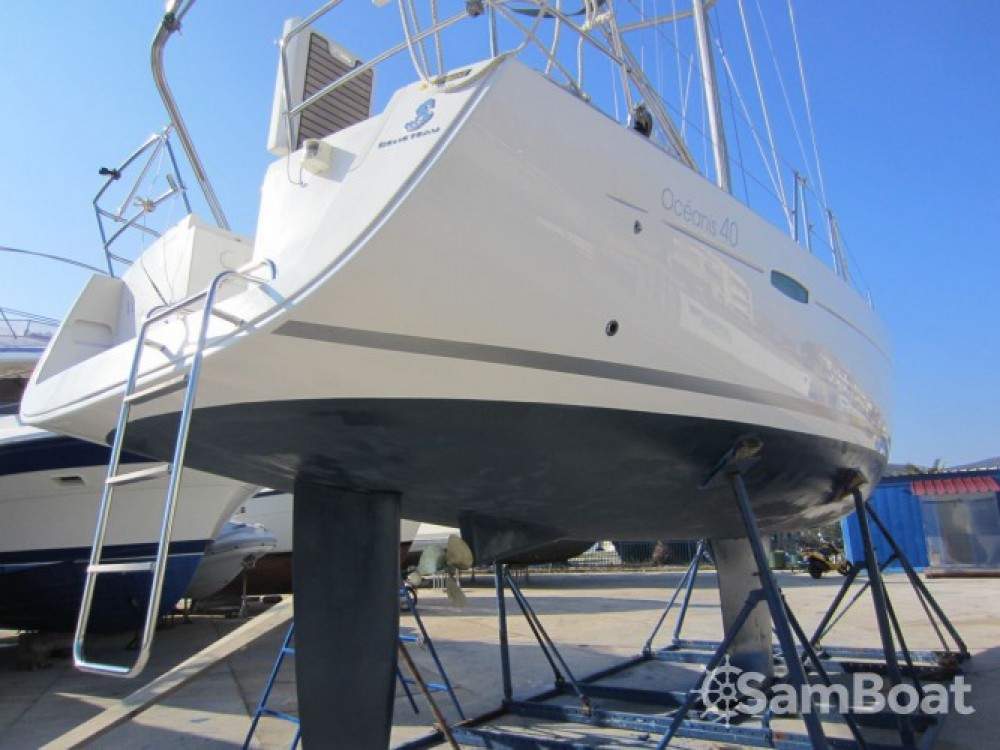 Location bateau Bénéteau Oceanis 40 à ACI Marina Trogir sur Samboat