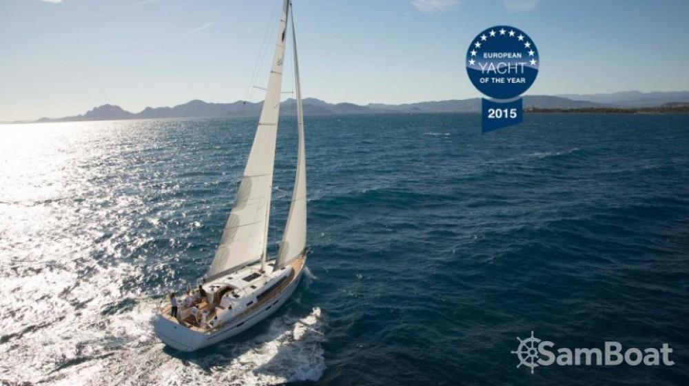 Boat rental Bavaria Cruiser 46 in ACI Marina Dubrovnik on Samboat