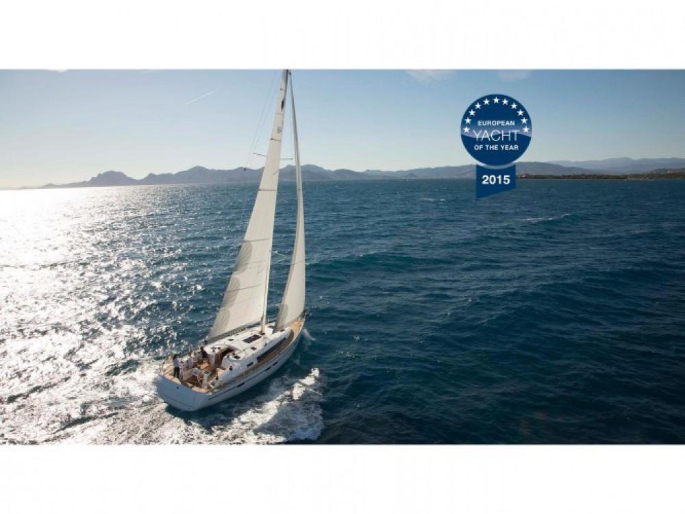 Huur een Bavaria Bavaria Cruiser 46 in ACI Marina Dubrovnik