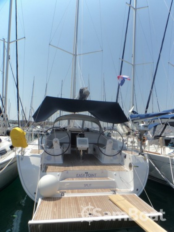 Rent a Bavaria Cruiser 46 ACI Marina Dubrovnik