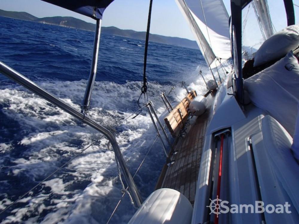 Jeanneau Sun Odyssey 439 entre particuliers et professionnel à Marina Kaštela
