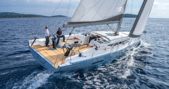Location bateau Marina Kaštela pas cher More 55