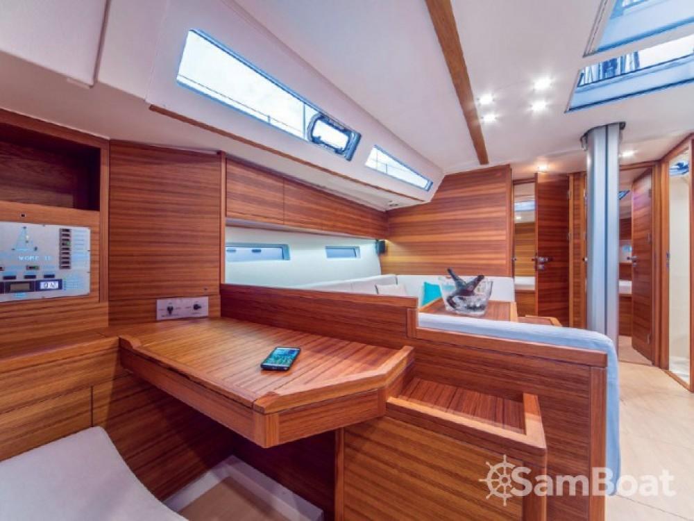 Verhuur Zeilboot in Marina Kaštela - More More 55