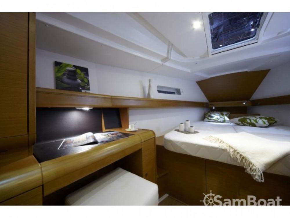 Boat rental Marina Kaštela cheap Sun Odyssey 449