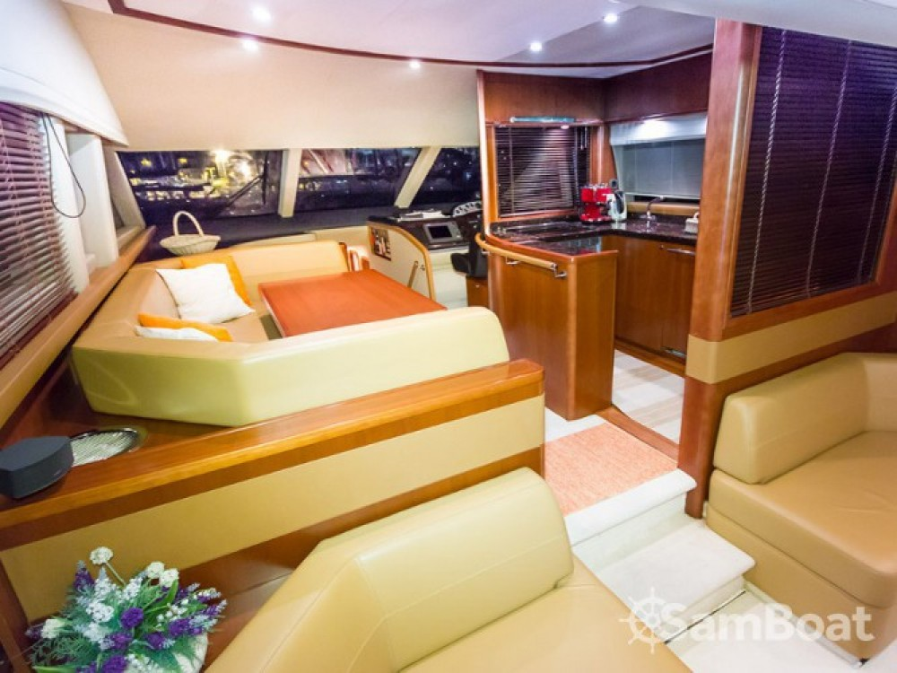 Location bateau ACI Marina Dubrovnik pas cher Princess 62