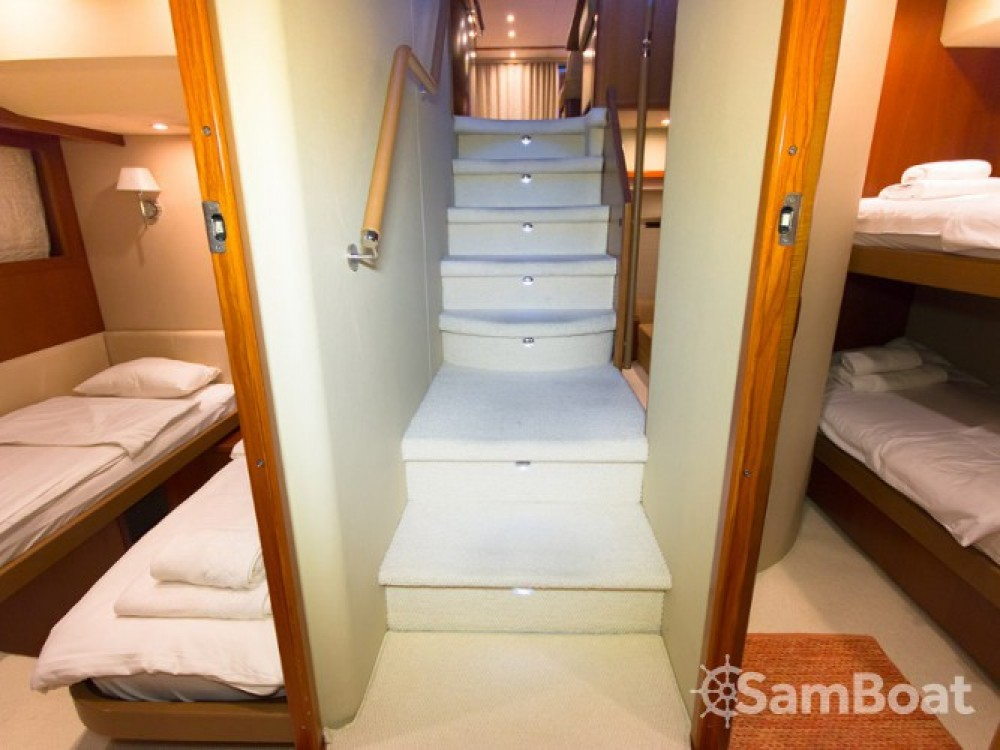 Location bateau Princess Princess 62 à ACI Marina Dubrovnik sur Samboat