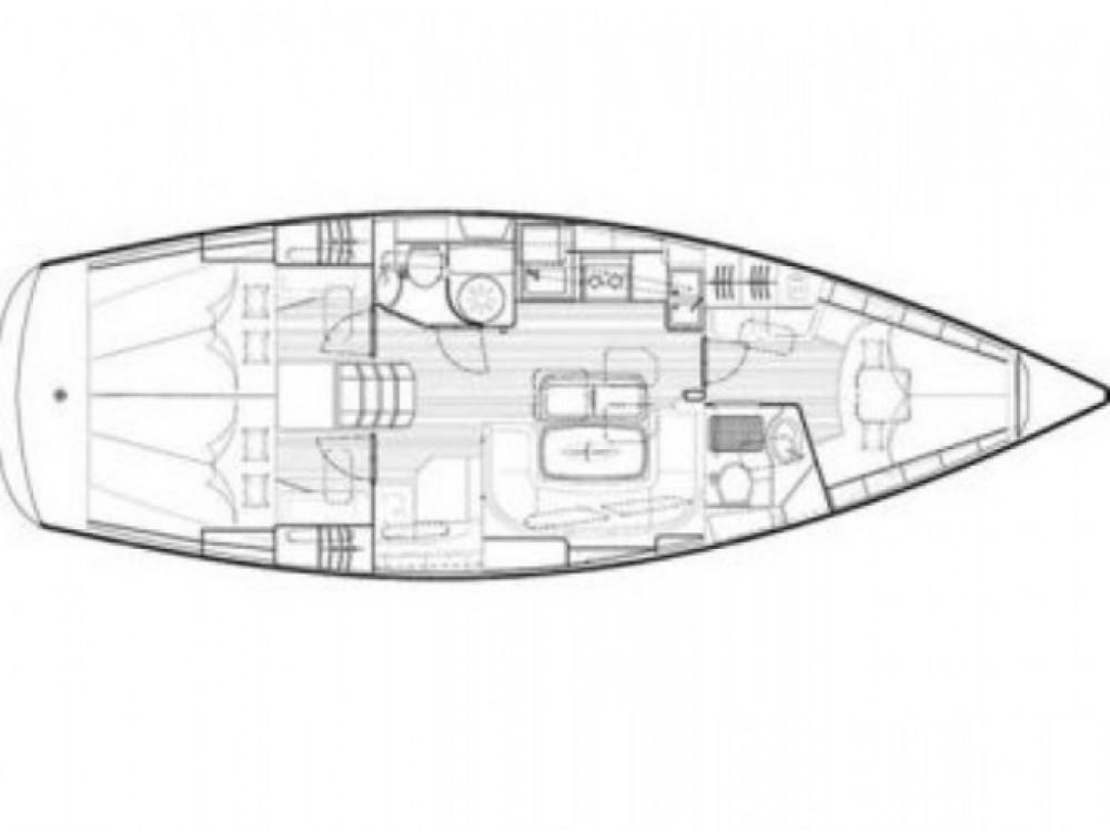 Location bateau Leucade pas cher Bavaria 40 Cruiser