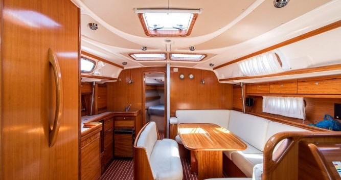 Louez un Bavaria Cruiser 42 à Leucade