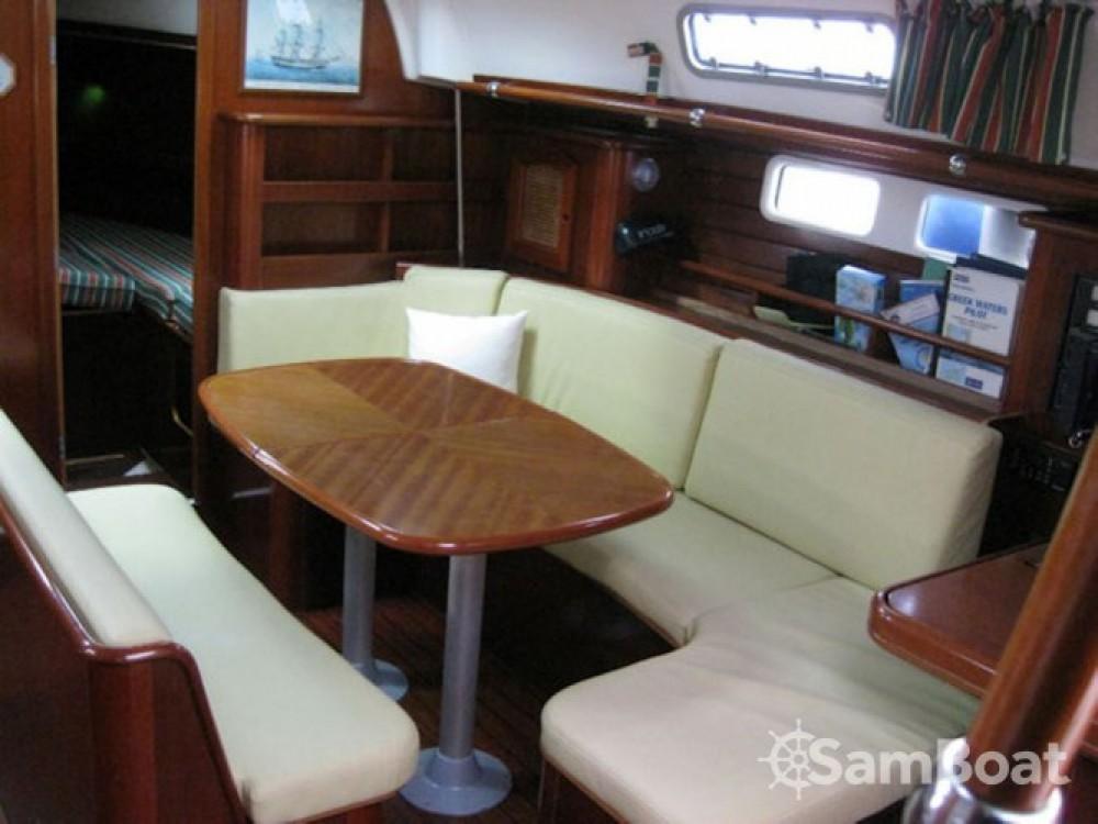 Verhuur Zeilboot in Leucade - Bénéteau Oceanis 461