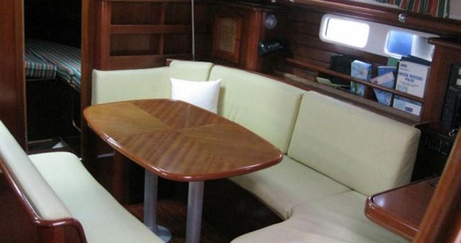 Location yacht à Leucade - Bénéteau Oceanis 461 sur SamBoat