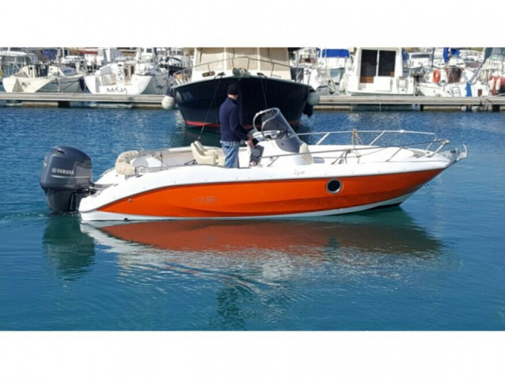 Location Bateau à moteur à ACI Marina Trogir - Sessa Marine Sessa Marine