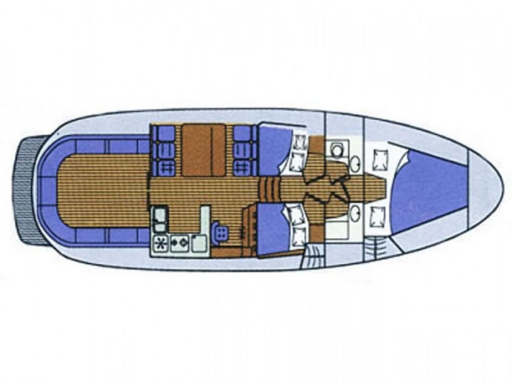 Motorboot mieten in Sukošan - Sas Vektor ADRIA 1002