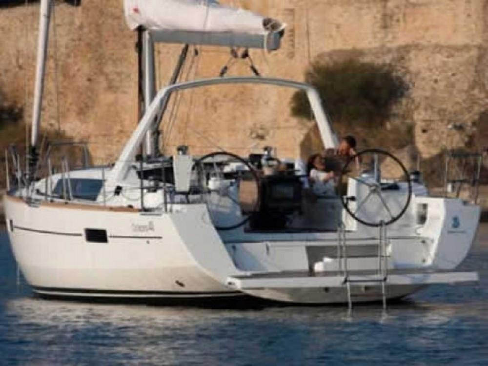 Verhuur Zeilboot in Marina de Alimos - Bénéteau Oceanis 41