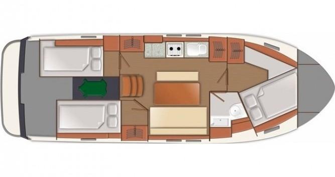 Location bateau Delphia Delphia 1050 Escape à Primošten sur Samboat