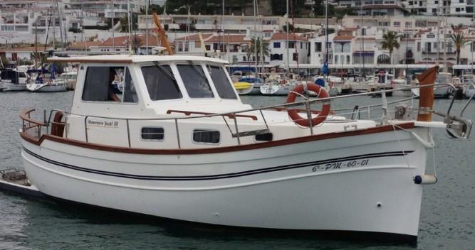 Louez un Bavaria Menorquina Yacht 100 à Port esportiu d'Aiguadolç