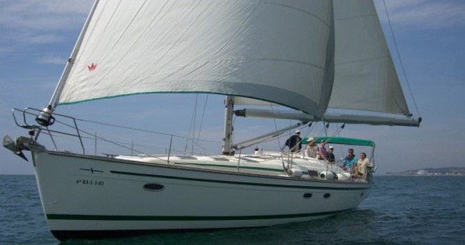 Hire Sailboat with or without skipper Bavaria Port esportiu d'Aiguadolç