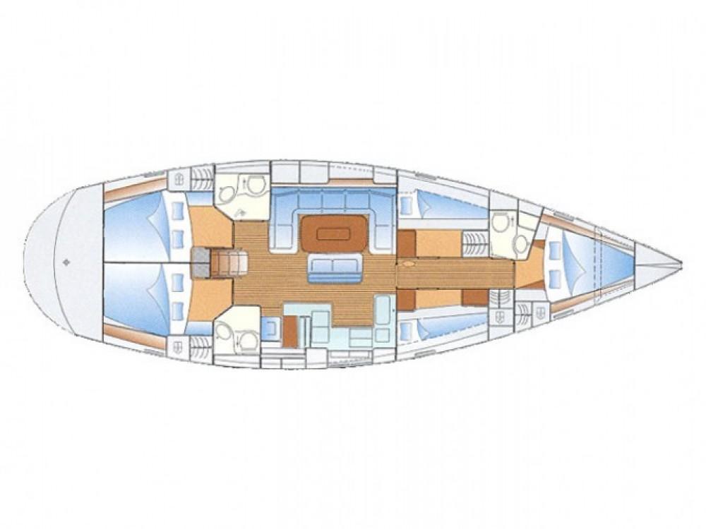 Location Voilier à Port esportiu d'Aiguadolç - Bavaria Cruiser 50