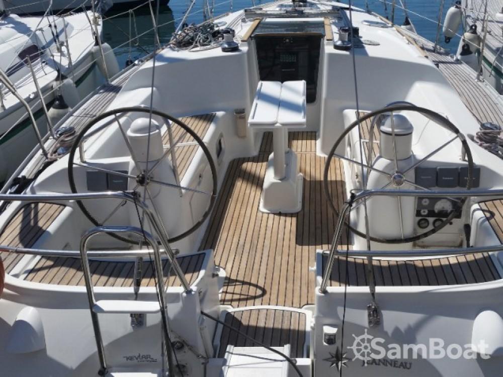 Louer Voilier avec ou sans skipper Bavaria à Port esportiu d'Aiguadolç