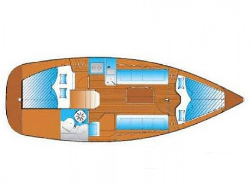 Location Voilier à Port esportiu d'Aiguadolç - Bavaria Cruiser 30