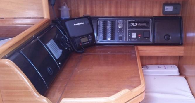 Location bateau Port esportiu d'Aiguadolç pas cher Cruiser 50