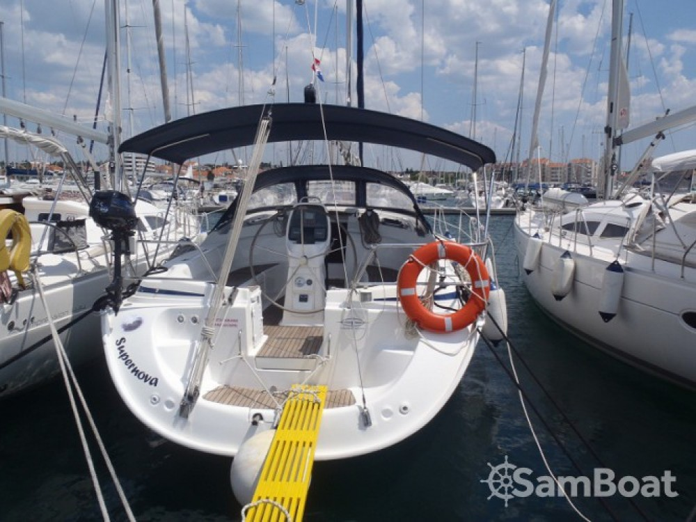 Location yacht à ACI Marina Split - Bavaria Cruiser 39 sur SamBoat
