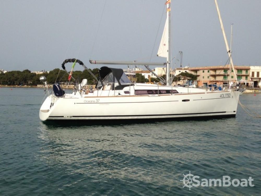 Location yacht à Felanitx - Bénéteau Oceanis 37 sur SamBoat