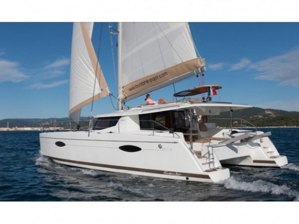 Location bateau Cala dei Sardi pas cher Helia 44