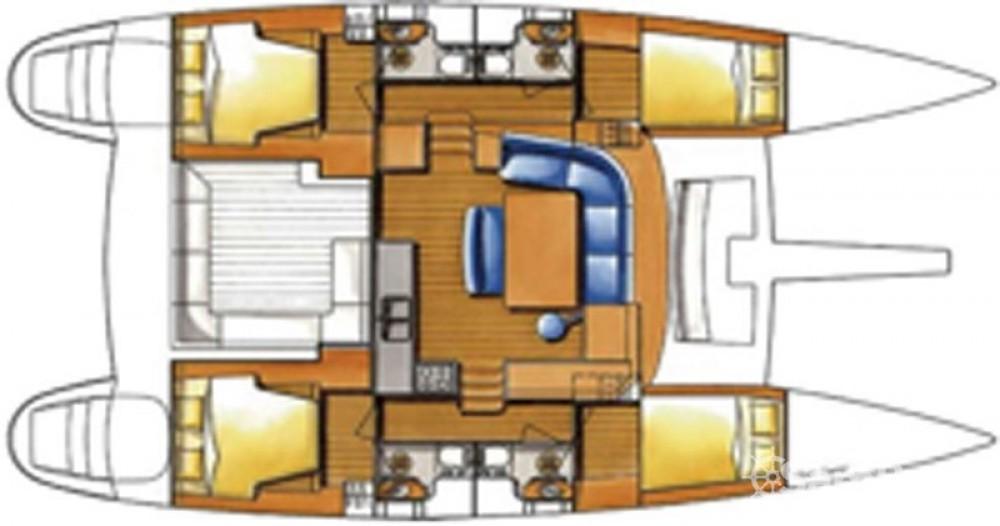 Location Catamaran à Felanitx - Lagoon Lagoon 440