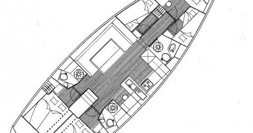 Bavaria Cruiser 51 entre particuliers et professionnel à Felanitx