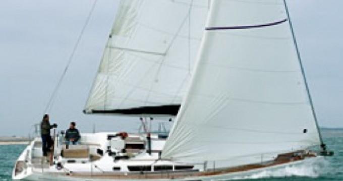 Rental yacht Felanitx - Jeanneau Sun Odyssey 44i on SamBoat