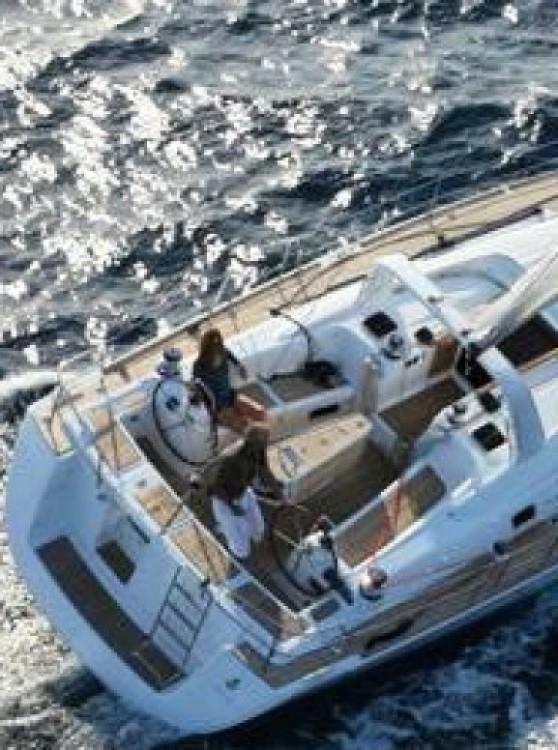 Bénéteau Oceanis 50 Family entre particuliers et professionnel à Cala dei Sardi