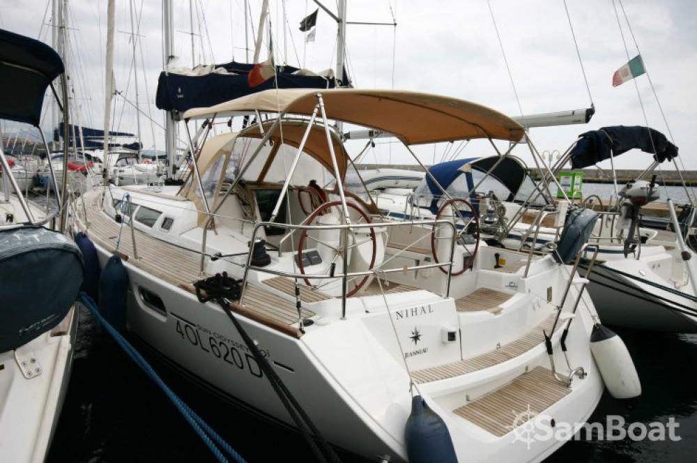 Location yacht à Felanitx - Jeanneau Sun Odyssey 42i sur SamBoat
