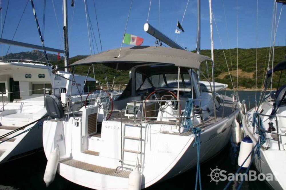 Louez un Bénéteau Oceanis 50 Family à Cala dei Sardi