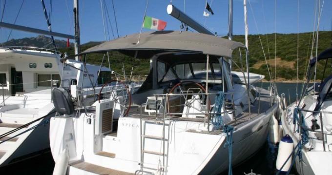 Boat rental Cala dei Sardi cheap Oceanis 50 Family