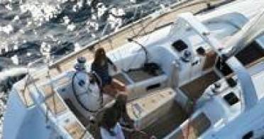 Bénéteau Oceanis 50 Family entre particuliers et professionnel à Castiglioncello