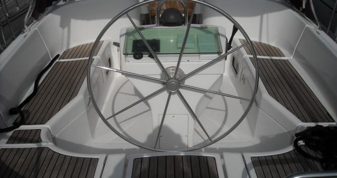 Location bateau Bénéteau Oceanis à Castiglioncello sur Samboat