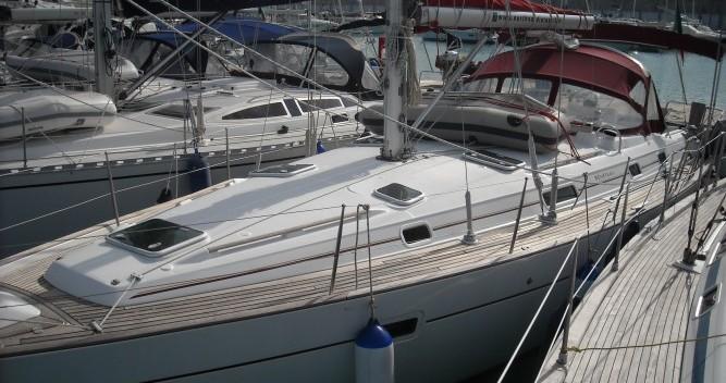 Location bateau Castiglioncello pas cher Oceanis