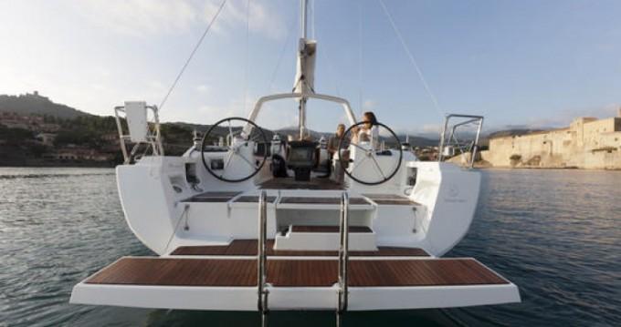 Location bateau Castiglioncello pas cher Oceanis 41