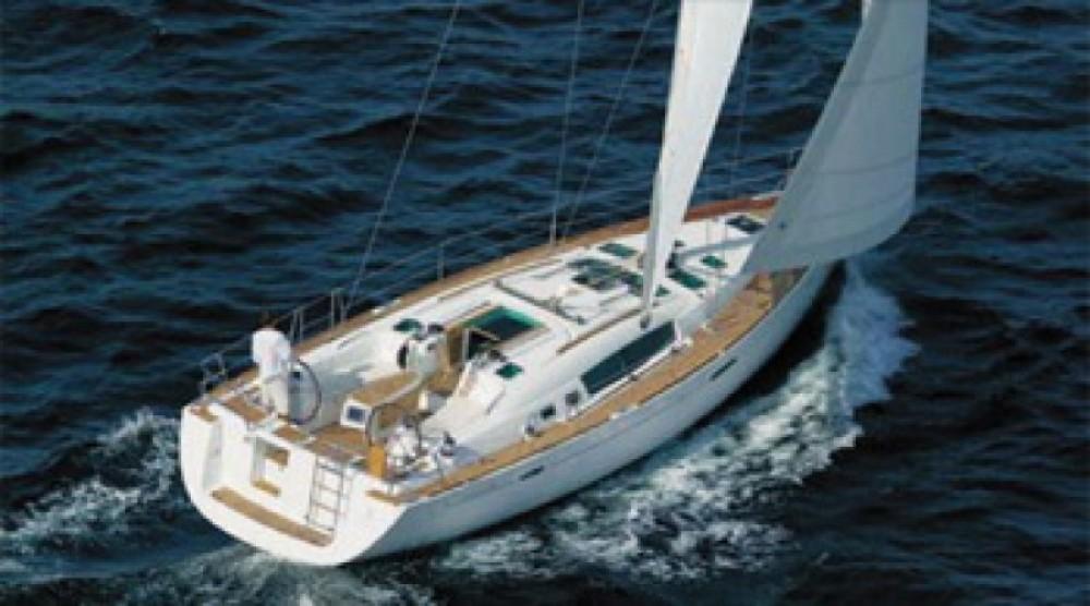 Location bateau Castiglioncello pas cher Oceanis 46