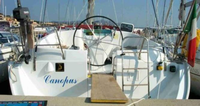 Louez un Bénéteau Oceanis à Castiglioncello